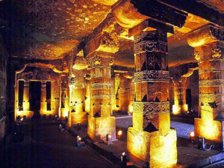 Пещеры Аянта