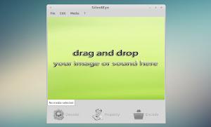 SilentEye in Linux Mint