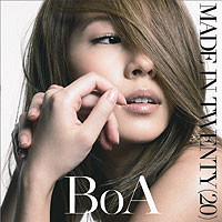 BoA / MADE IN TWENTY (20) Release