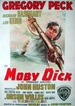 Moby Dick (1956) com Gregory Peck