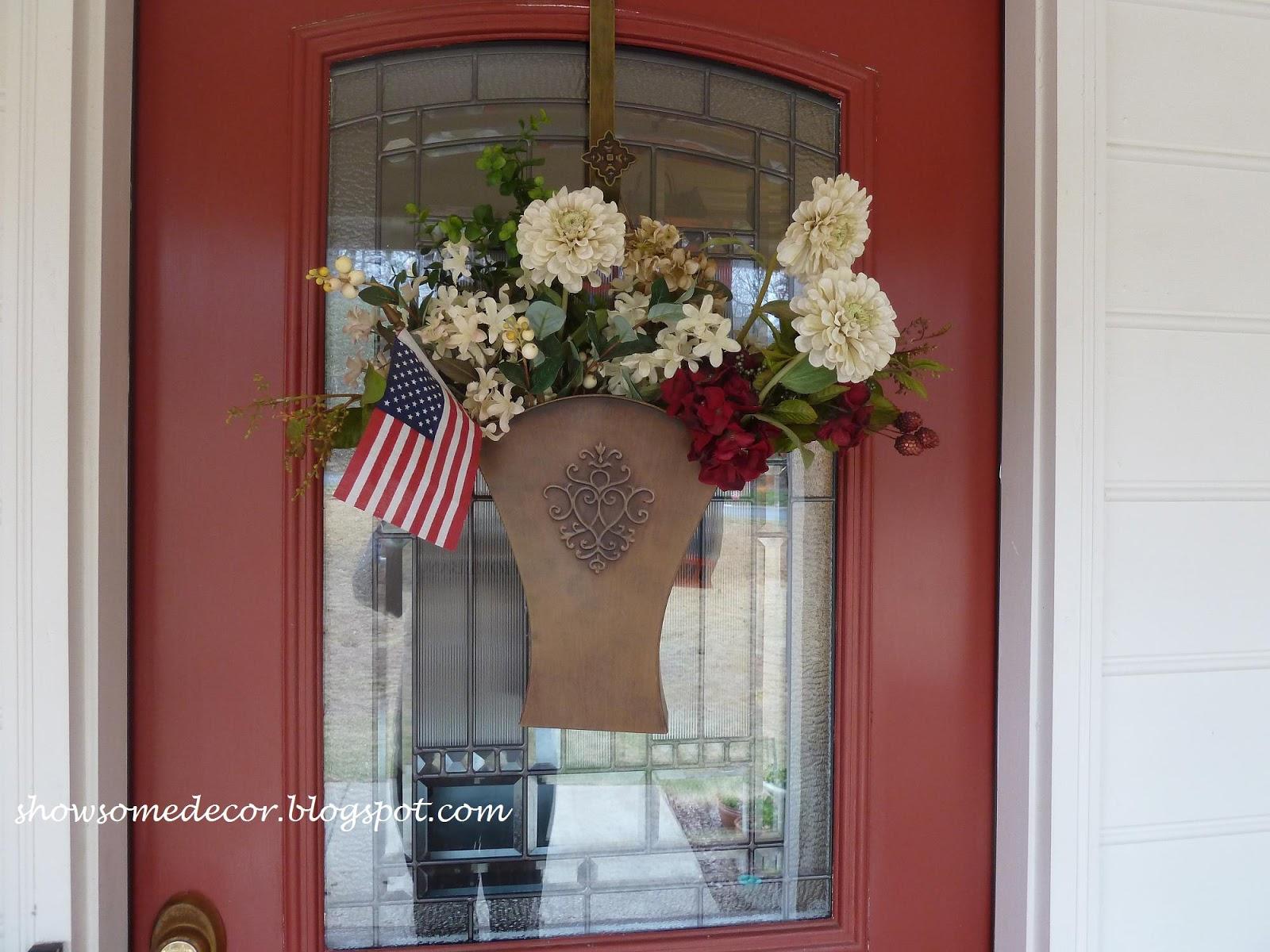 Door Bucket Love…and a Giveaway!