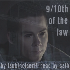 9 10th of law podcover