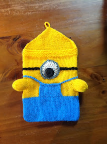 Despicable Me Knitting Patterns :
