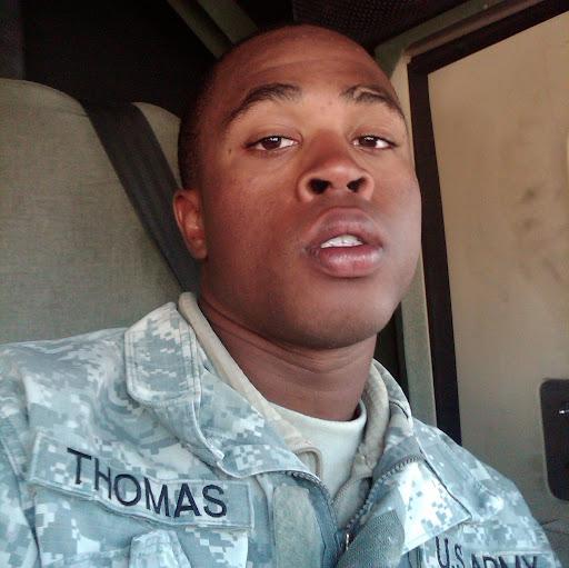 Timothy Thomas