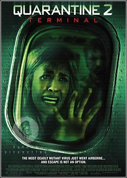 Filme Poster Quarentena 2: Terminal VODRiP XviD-SiC