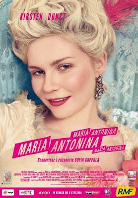 Plakat filmu: Maria Antonina