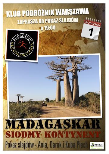 Madagaskar - Siódmy Kontynent Klub Podróżnik