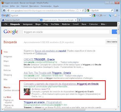 Autoría, Google Authorship Markup