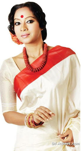 Bangladeshi Actress and Model Moutushi Pic