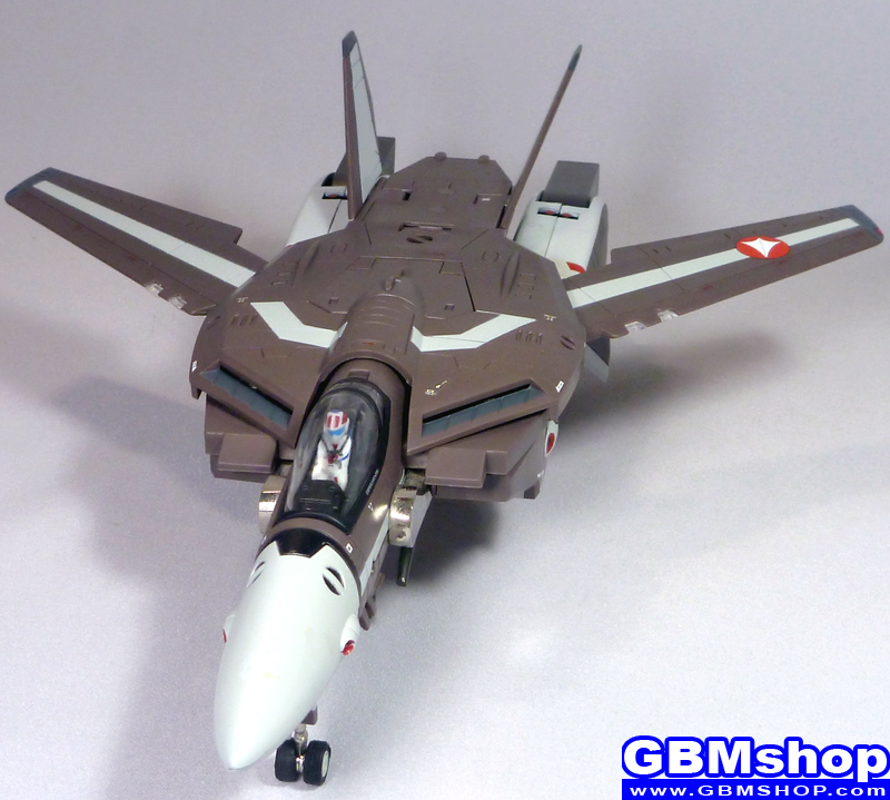 Super Dimension Fortress Macross The Masterpiece Collection YF-1R VF-1R Fighter Mode