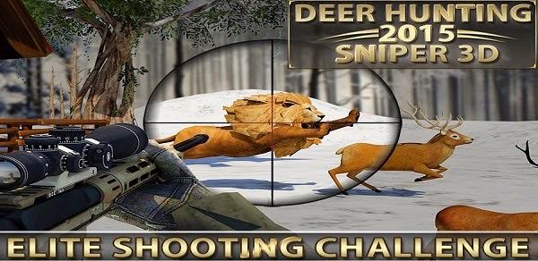 Deer Hunting Sniper