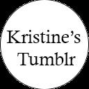 Kristine's Tumblr