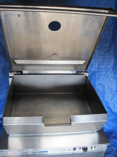 Cleveland Tilt Tilting Skillet 30 Gallon Kettle Braising