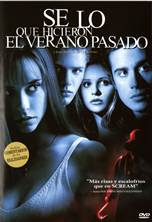 Se lo que Hicieron el Verano Pasado (1997) Online