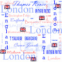 Custom London England Paper