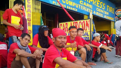 Lakbayanis head to National Capital Region