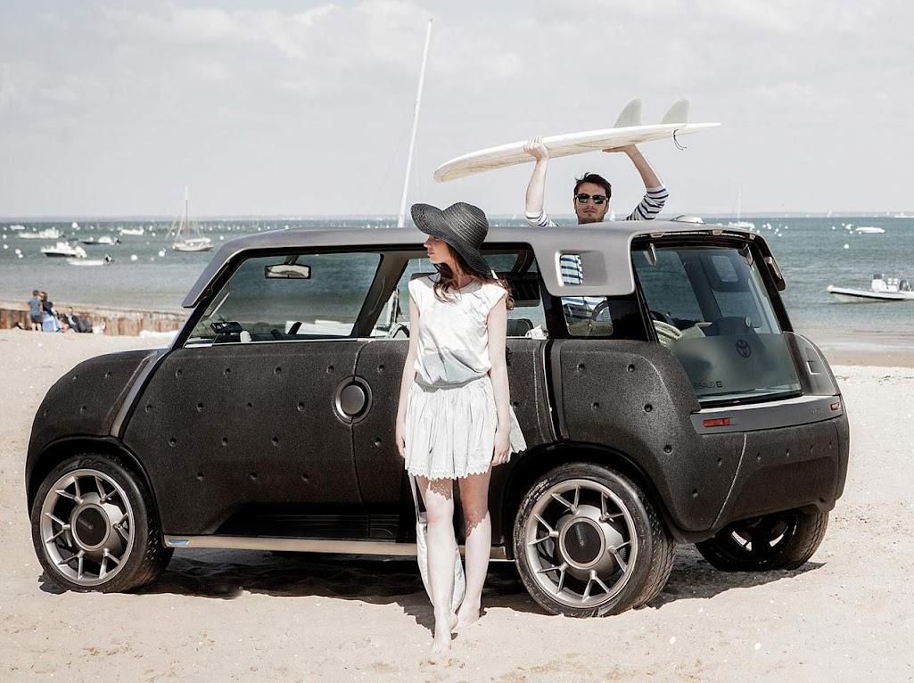 *TOYOTA ME.WE小型遊玩車:電動環保輕巧登場! 11