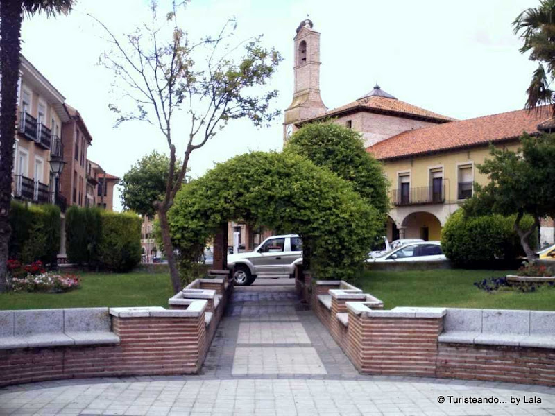 Plaza Mayor de Olmedo