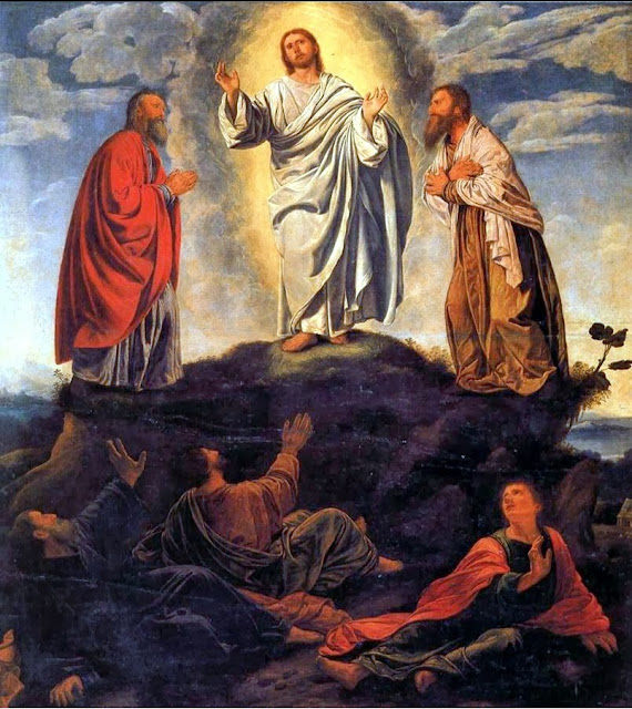 Giovanni Gerolamo Savoldo - Transfiguration