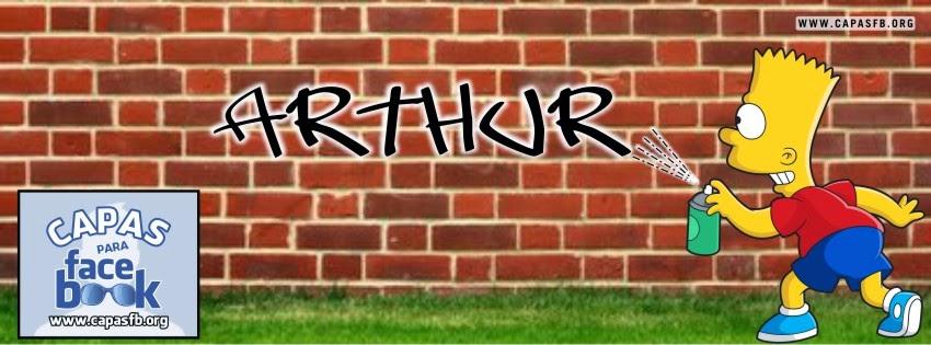 Capas para Facebook Arthur