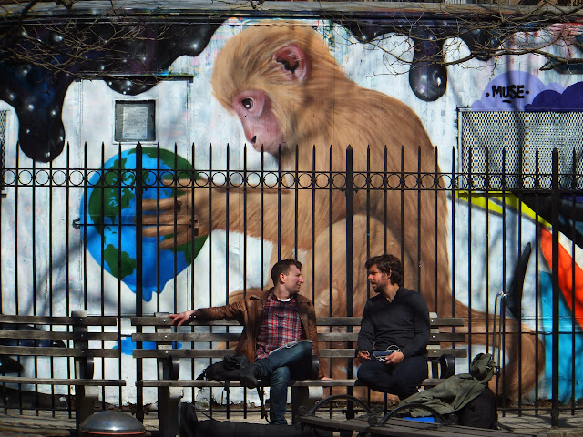 Street Art, Arte Callejero, Lower East Side, Manhattan,  Elisa N, Blog de Viajes, Lifestyle, Travel