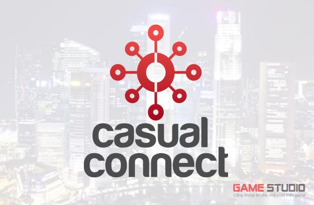 Casual Connect khu vực châu Á sẽ bắt đầu vào ngày 19-21 tháng 5