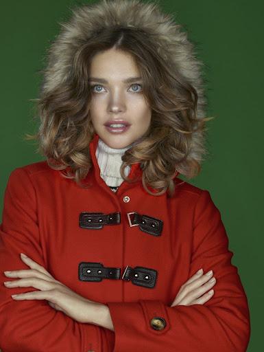 Fash Models: Natalia Vodianova para Etam Pret-a-porter