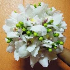 Bunga Tangan Buket Bintang Florist