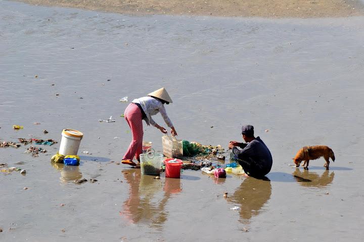 рыбаки в Муйне