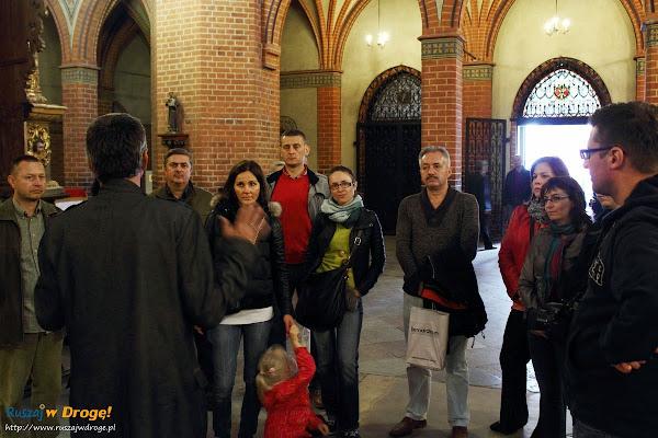 Zwiedzanie katedry w Pelplinie z przewodnikiem