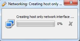 add network virtual box