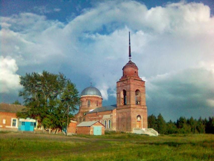 Село Ольховка Липецкая область