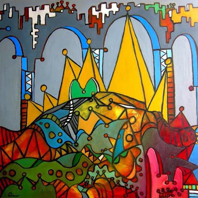 Entremedias 20,pintura de Ciriaco