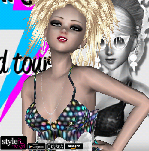 Style Me Girl Level 29 - D'are - World Tour