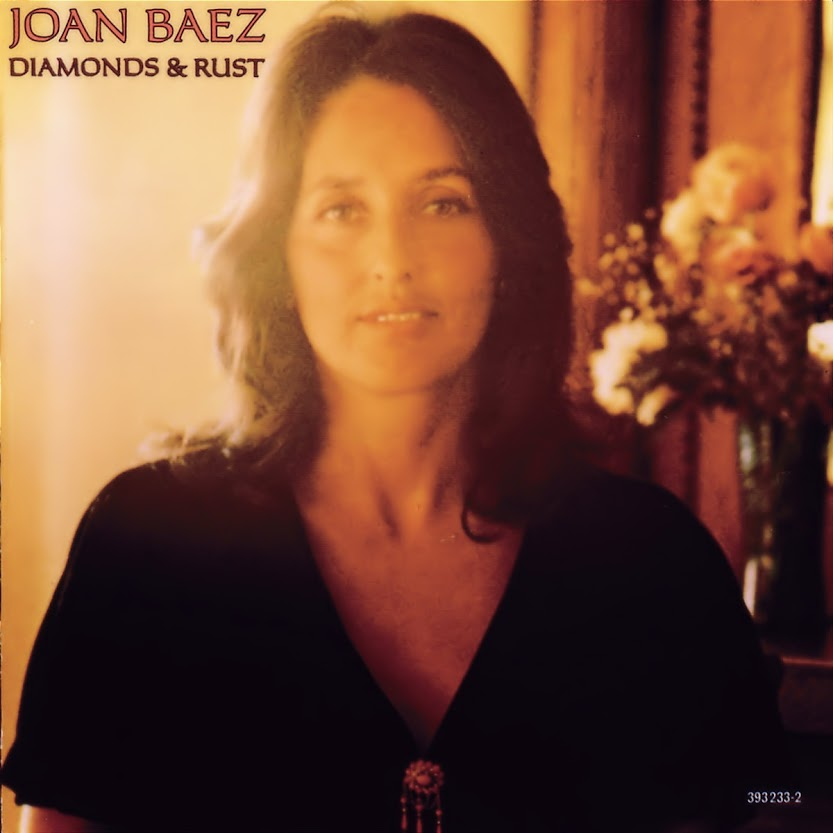 Diamonds & Rust. Joan Baez. Single