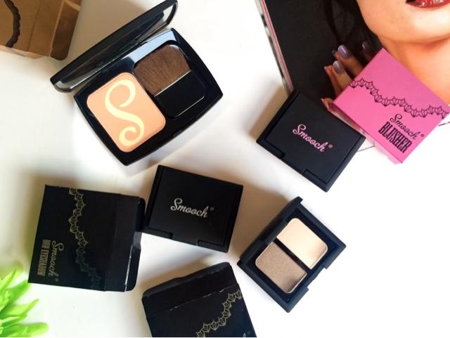 Smooch Cosmetics review