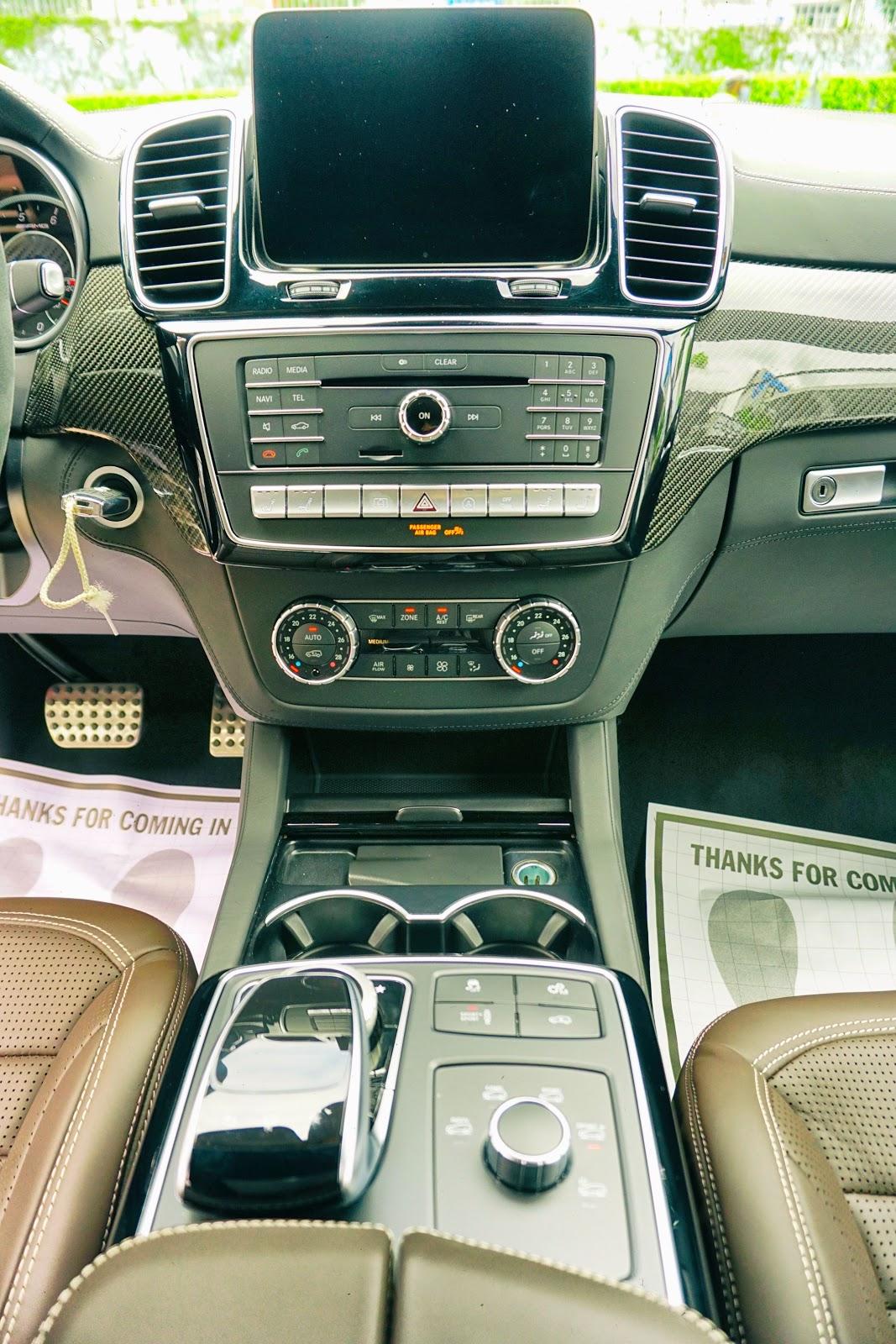 Mercedes-AMG GLS 63 là chiếc SUV thuộc hàng thông minh, an toàn nhất hiện nay với nhiều tính năng vượt trội