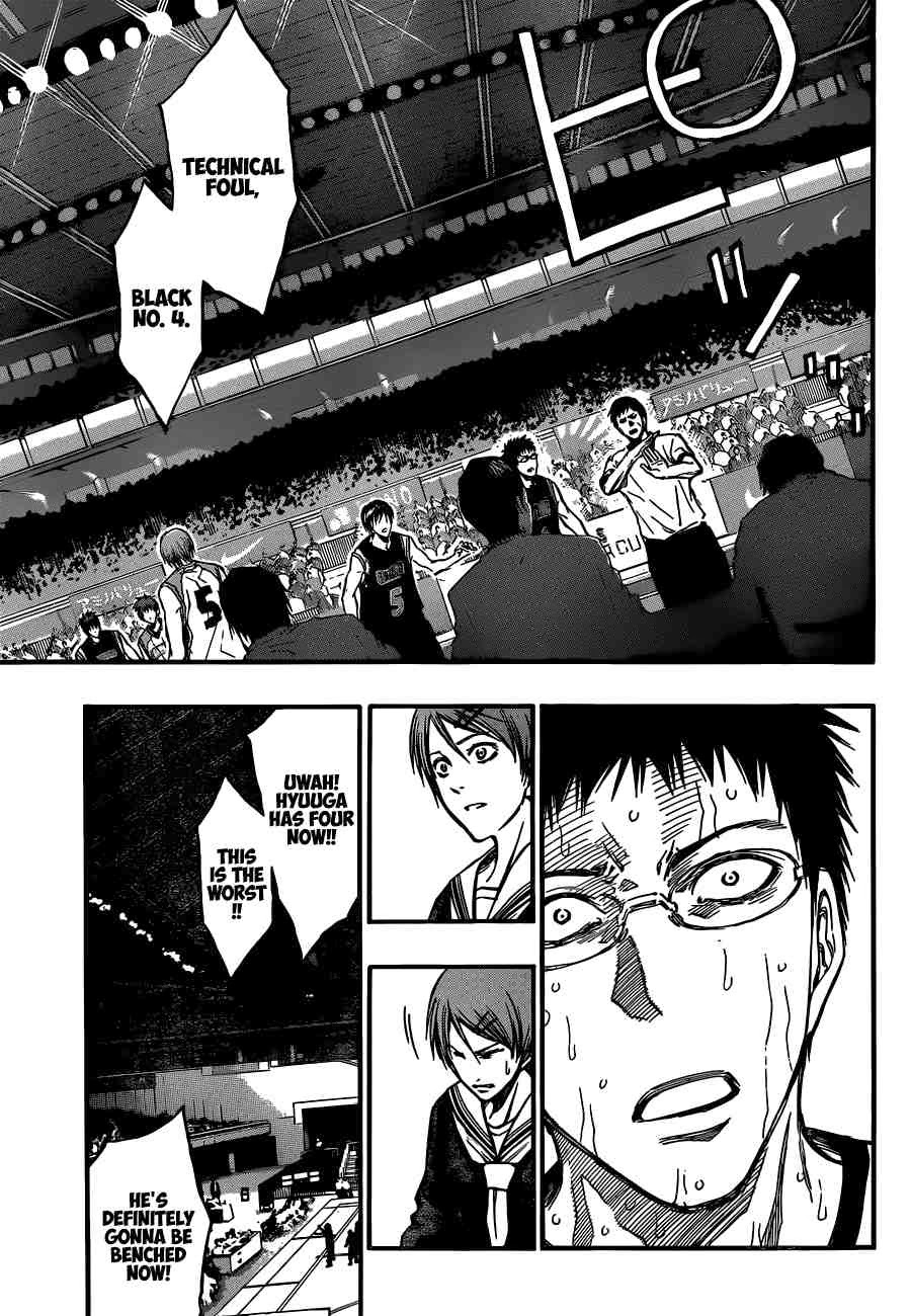 Kuroko no Basket Manga Chapter 247 - Image 03