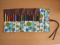 estuche enrollable/rolling pencil