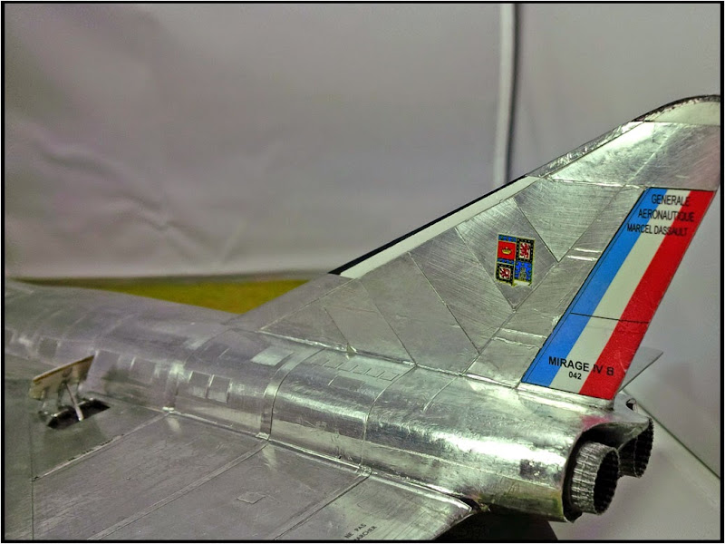 GAMD Mirage IV B. Un gros mirage IV, en scratch et au 72 IMG_20141007_195814