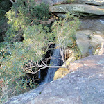 waterfall at Piles Creek (53360)