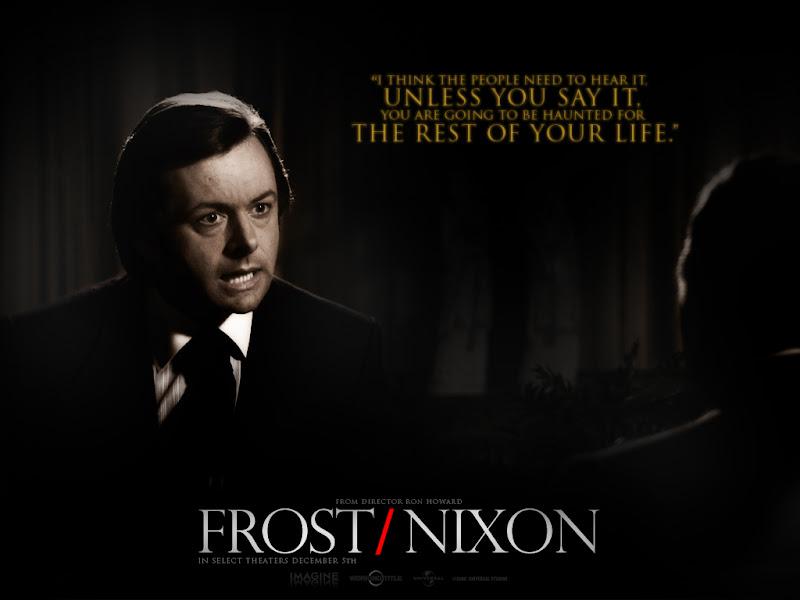 Forst/Nixon movie poster