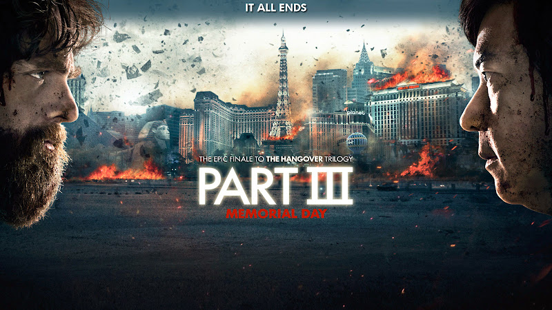 The Hangover Part III Hangover 3 Movie Wallpaper