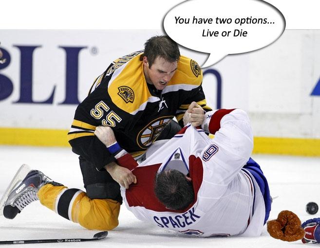 Boychuk destroys