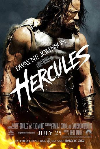 Ηρακλής: Οι Θρακικοί Πολεμοι (Hercules) Poster