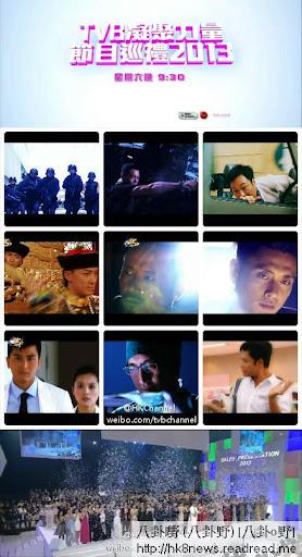 無綫節目巡禮2013