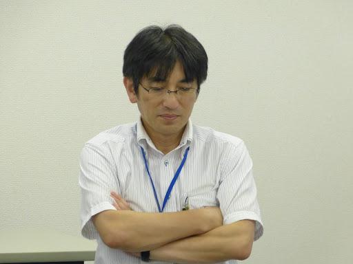 小野寺敦志幹事(企画担当)