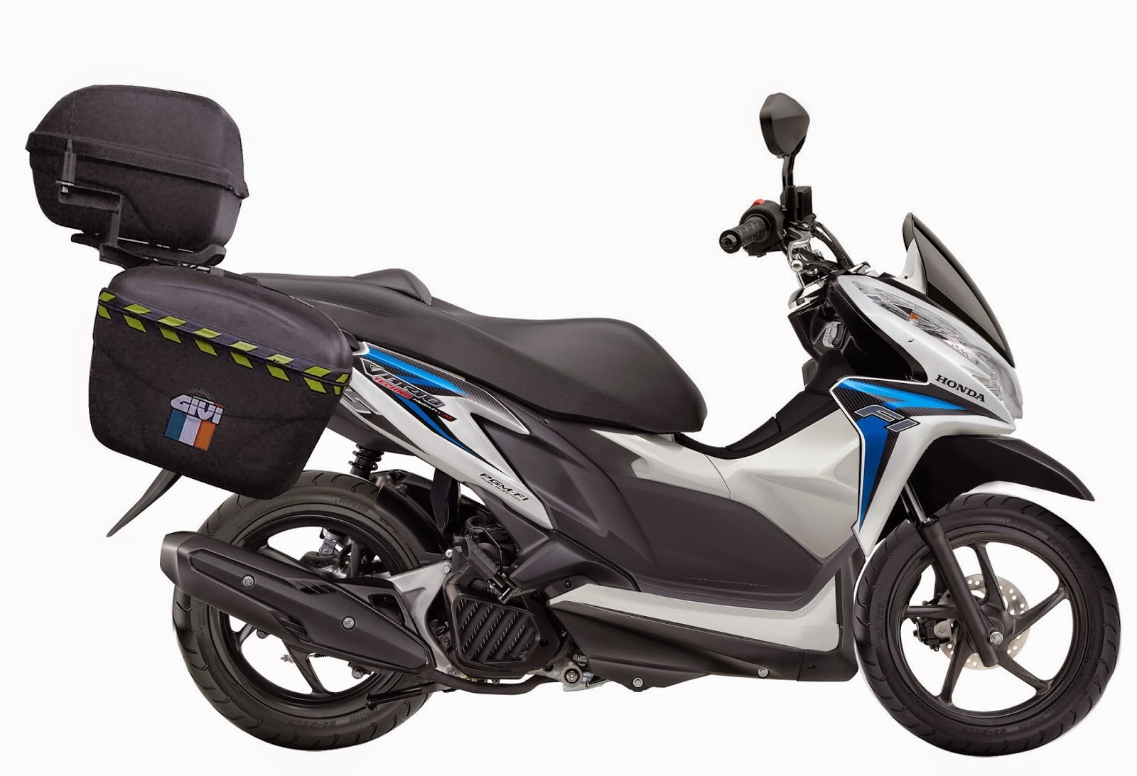 Suzuki Spin 125 Modifikasi