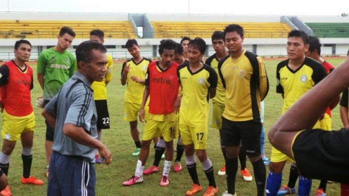 Kapten Samba ke MFC