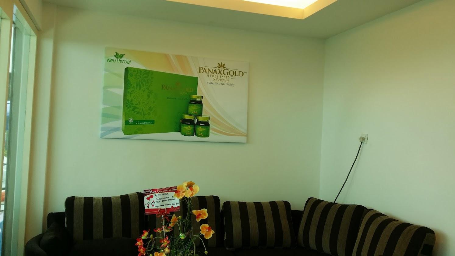 waiting area